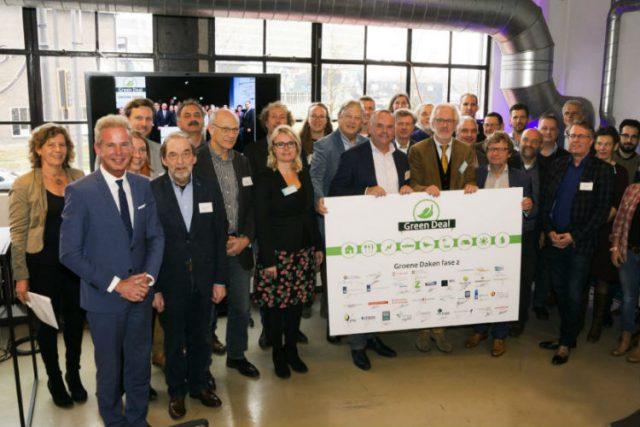 Green Deal Groene Daken fase 2