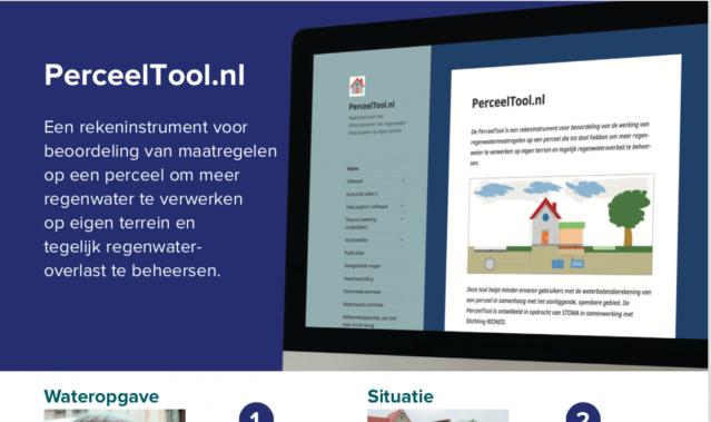 Brochure PerceelTool gereed